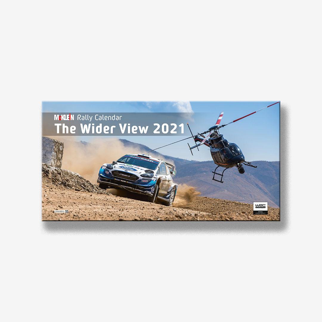 McKlein Rally Kalender 2021